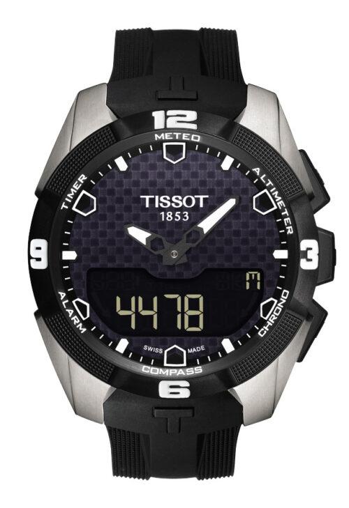 Tissot horloge T-Touch Expert Solar T091.420.47.051.00
