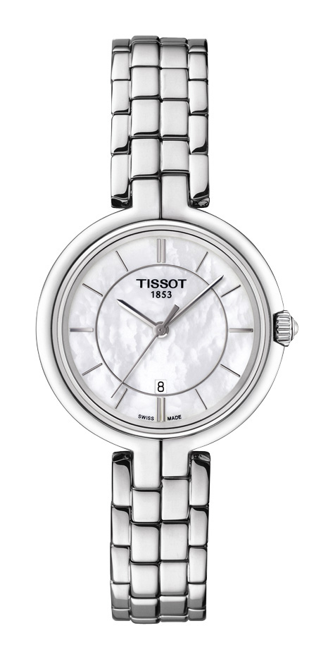Tissot dameshorloge Flamingo