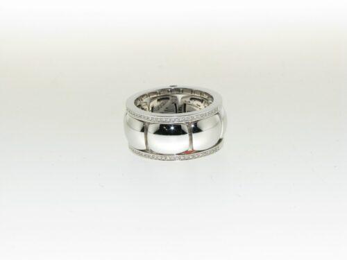 Top aanbieding witgouden ring met diamant