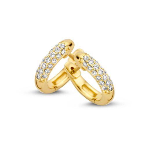 Diamant Oorsieraden