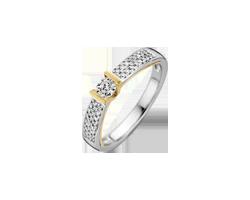 Solitair diamant sieraden