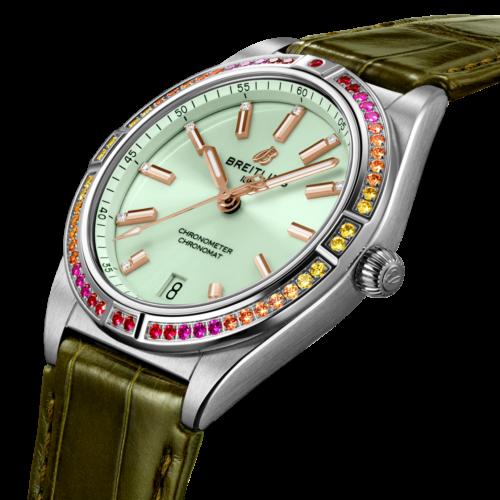 A10380611L1P1 Breitling Chronomat Automatic 36 South Sea
