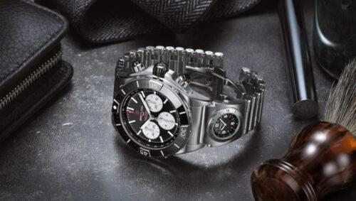 AB0136251B1A2 Breitling Chronomat B01 44