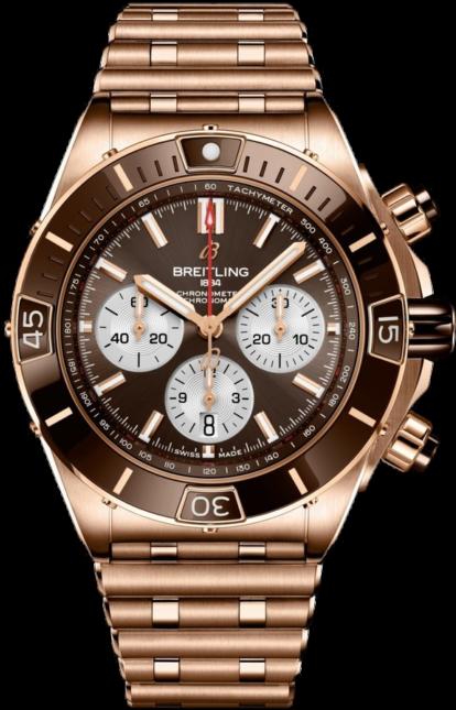 RB0136E31Q1R1 Breitling Super Chronomat B01 44