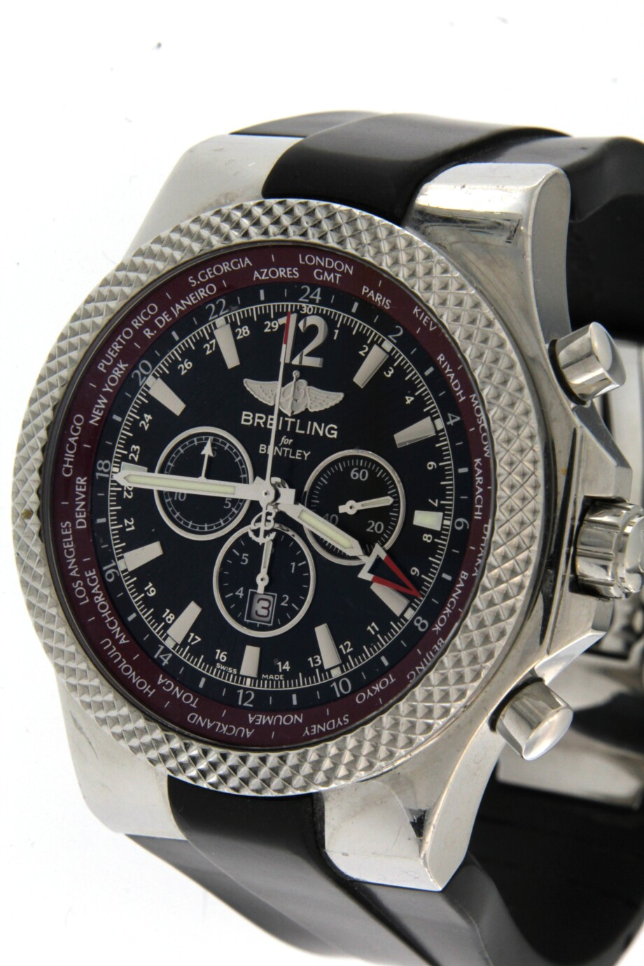 A47362 Breitling Bentley GMT Limited Edition
