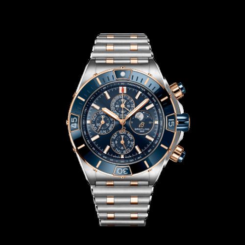 U19320161C1U1 Breitling Super Chronomat 44 Four-Year Calendar