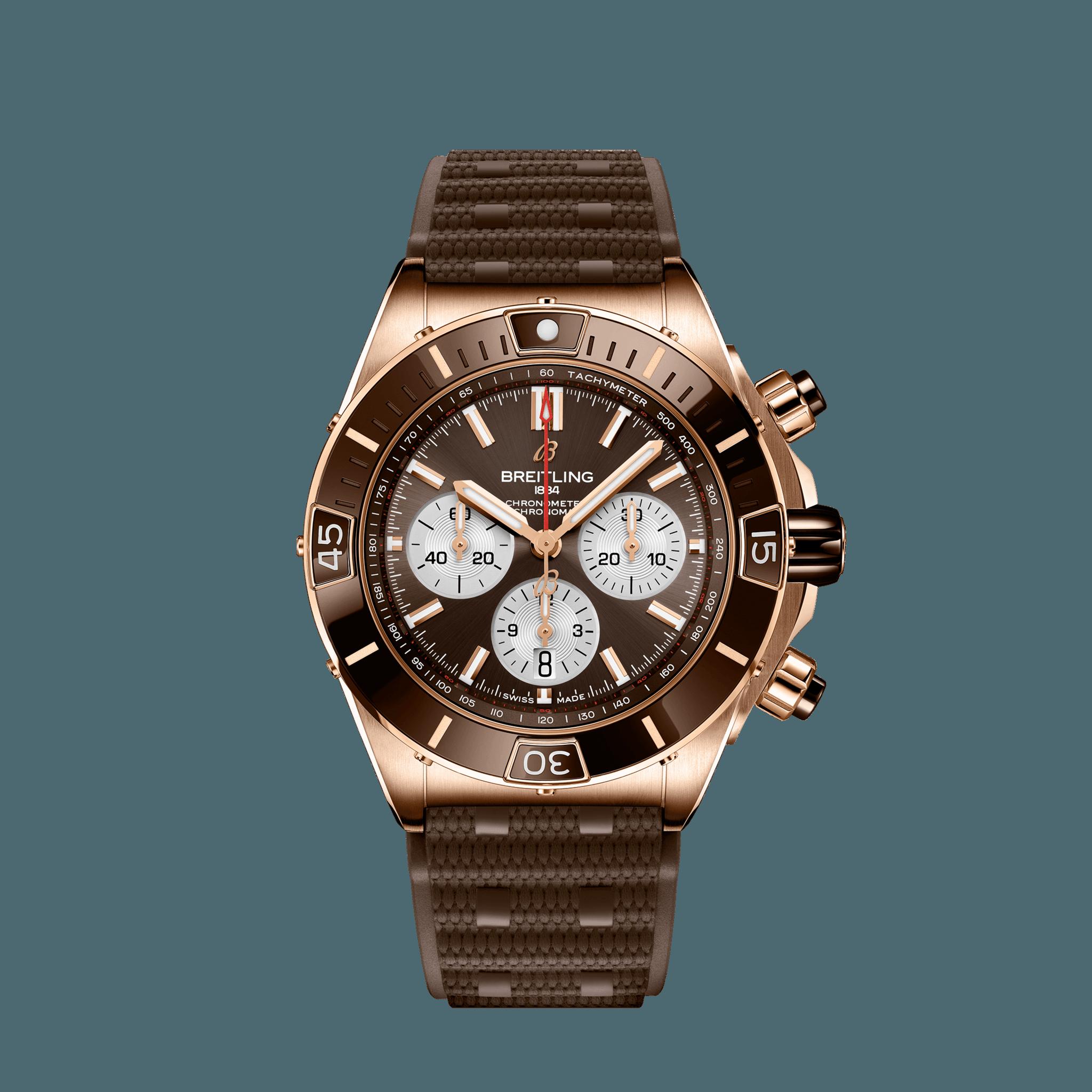 RB0136E31Q1S1 Breitling Super Chronomat B01 44