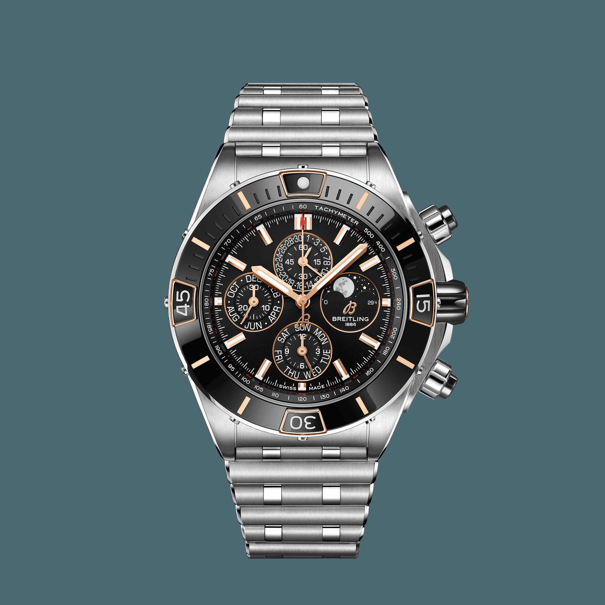 I19320251B1A1 Breitling Super Chronomat 44 Four-Year Calendar