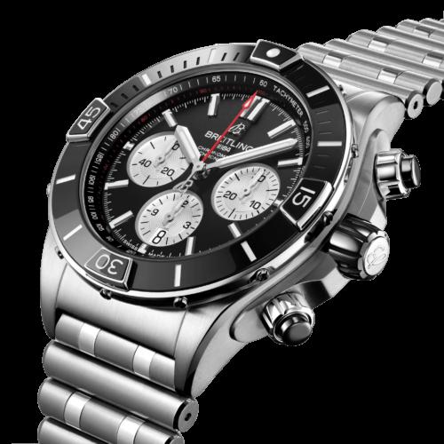 AB0136251B1A1 Breitling Super Chronomat B01 44