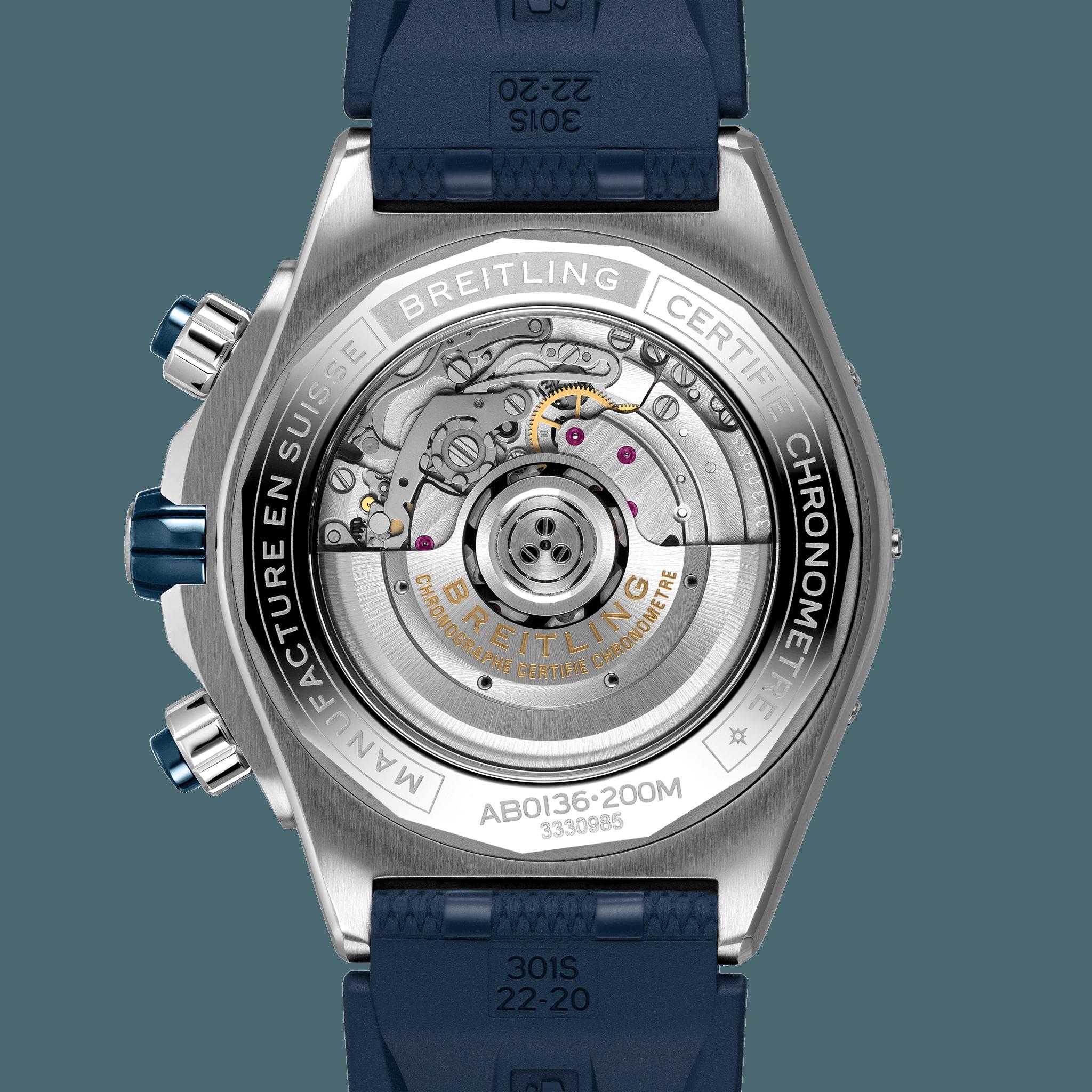 AB0136161C1S1 Breitling Super Chronomat B01 44