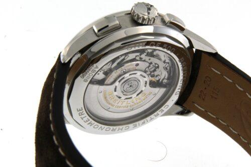 AB0118A31B1X2 Breitling Premier B01 Chronograph 42 Wheels and Waves Limited Edition