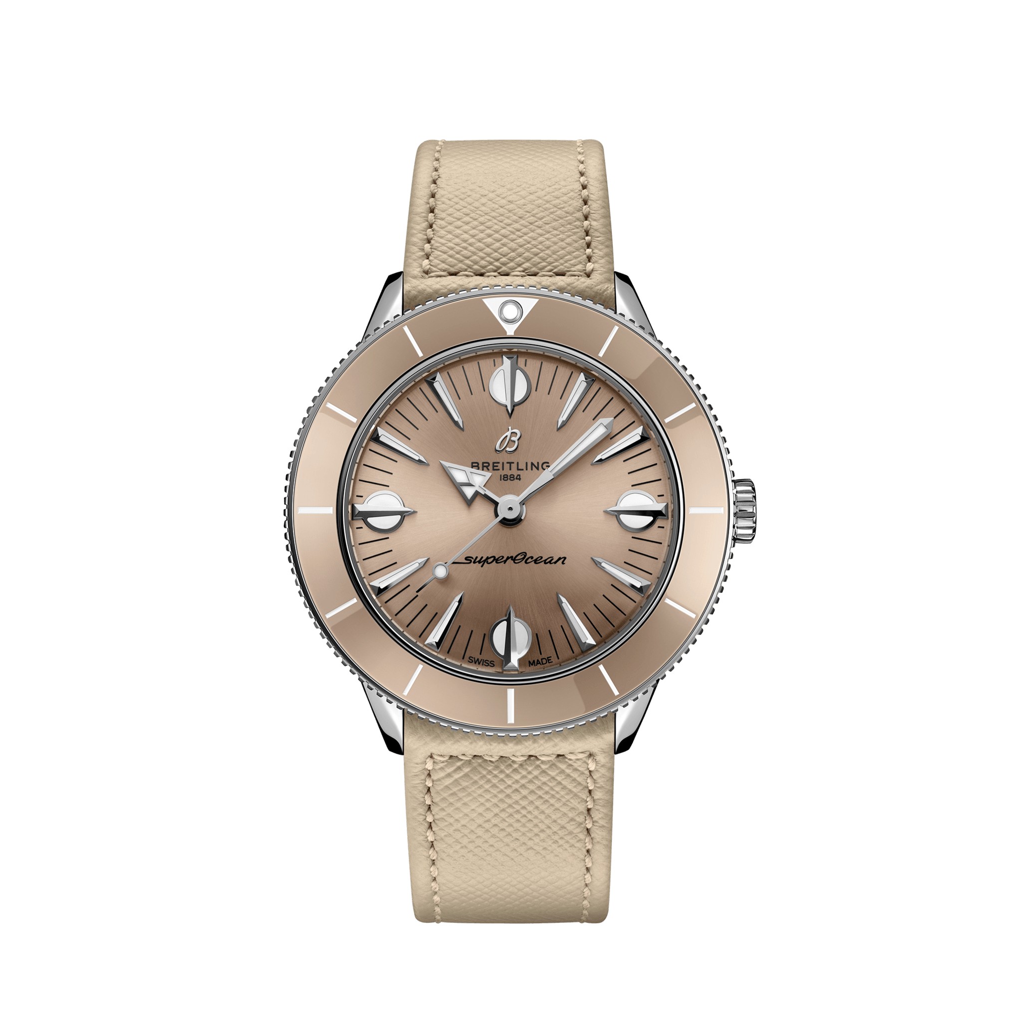A10340A41A1X1 Breitling Superocean Heritage '57 Pastel Paradise
