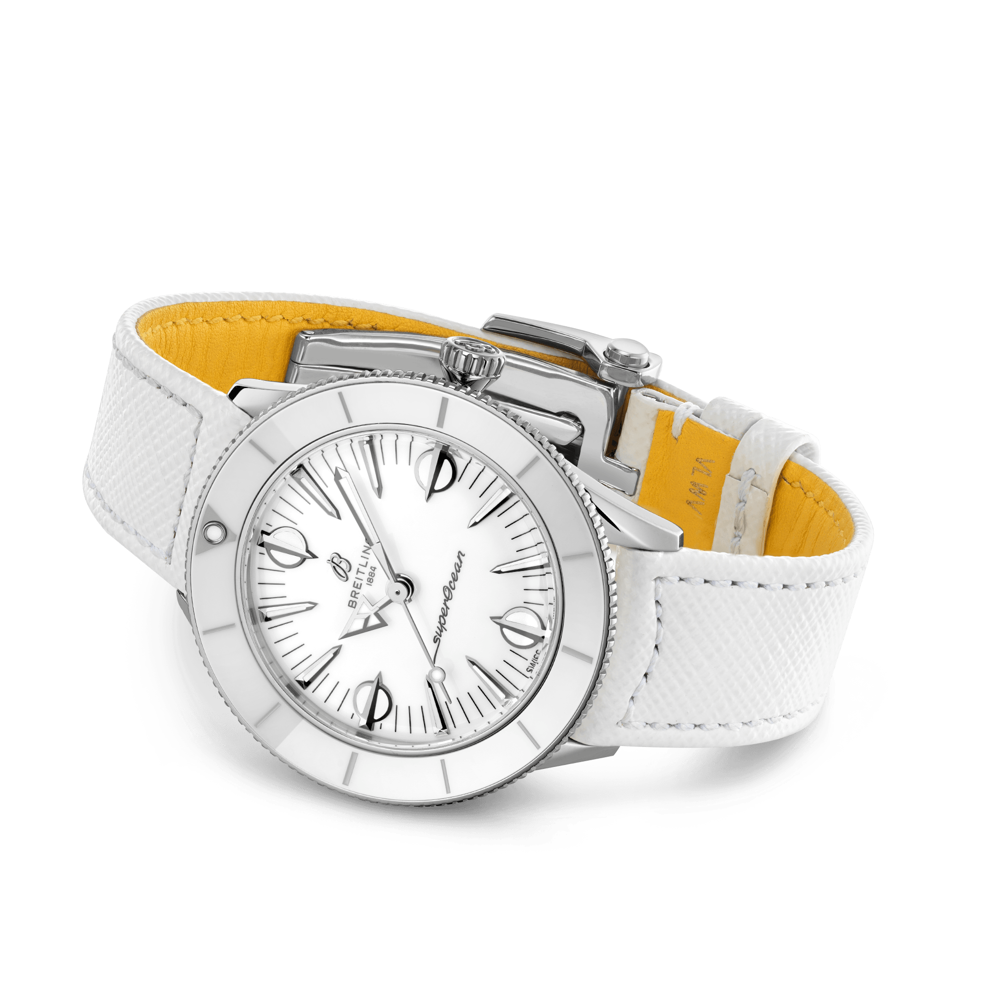 A10340A71A1X1 Breitling Superocean Heritage '57 Pastel Paradise
