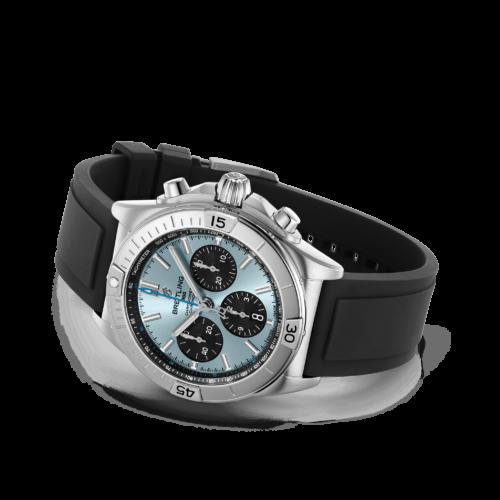 PB0134101C1S1 Breitling Chronomat Ice Blue B01 42
