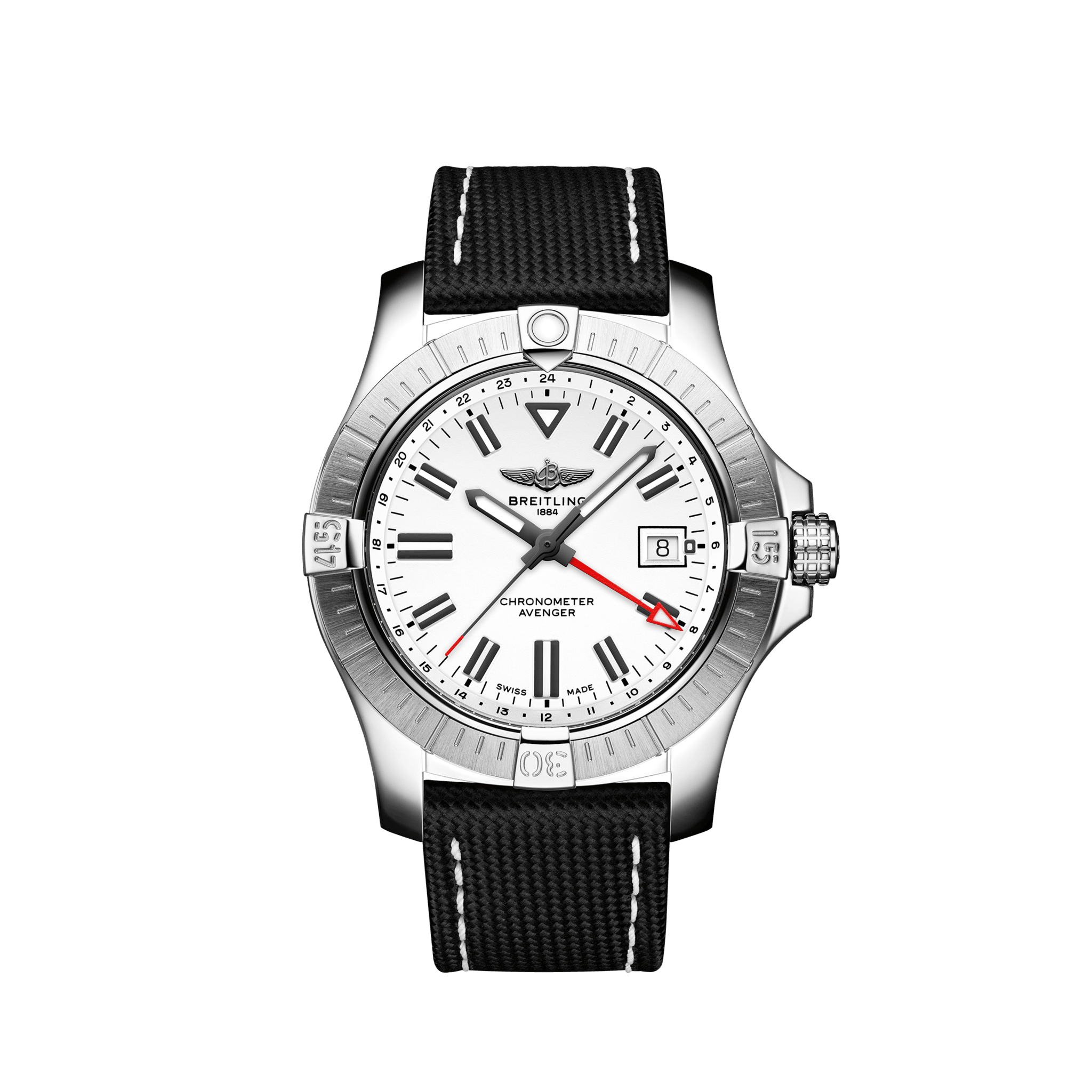 A32397101A1X1 Breitling Avenger Automatic GMT 43