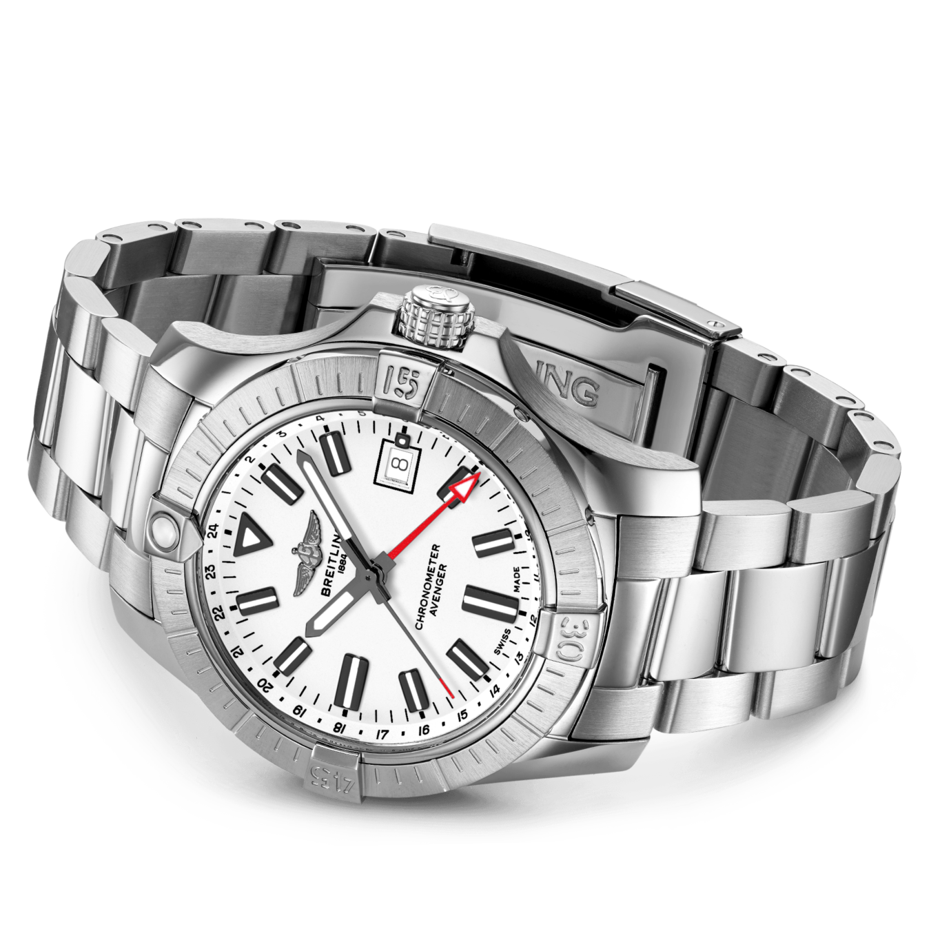 A32397101A1A1 Breitling Avenger Automatic GMT 43