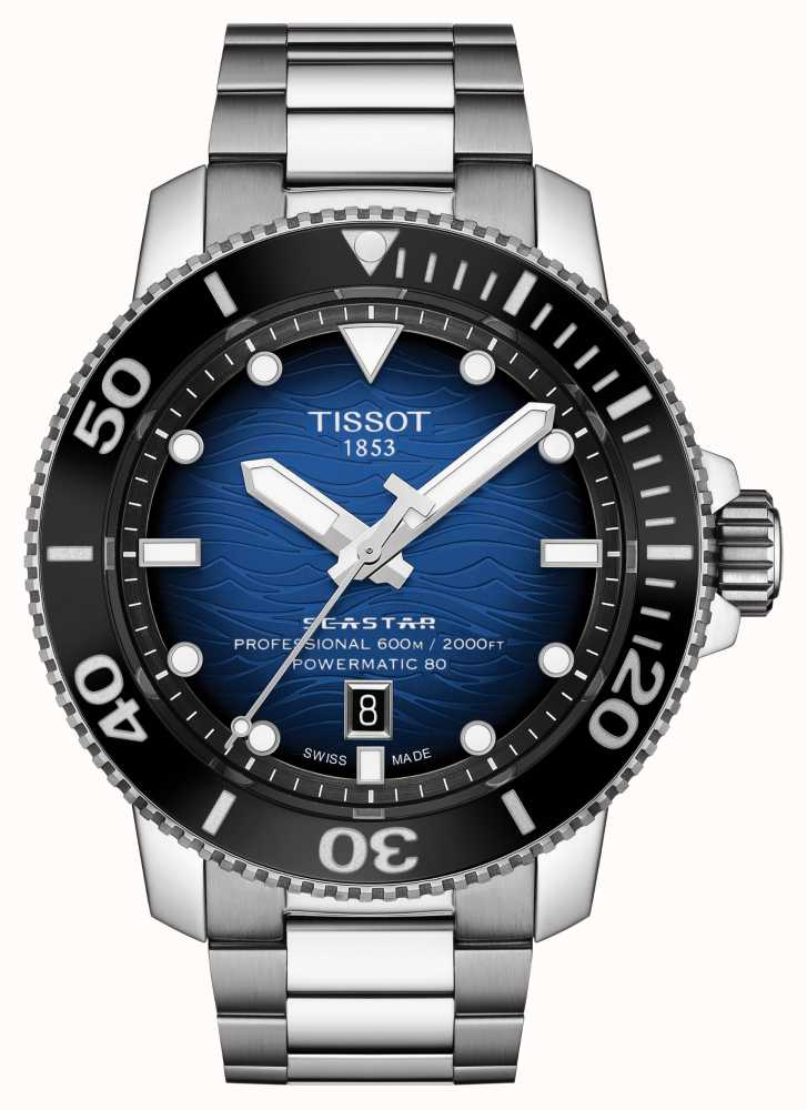 T120.607.11.041.01 Tissot Seastar 2000 Powermatic 80