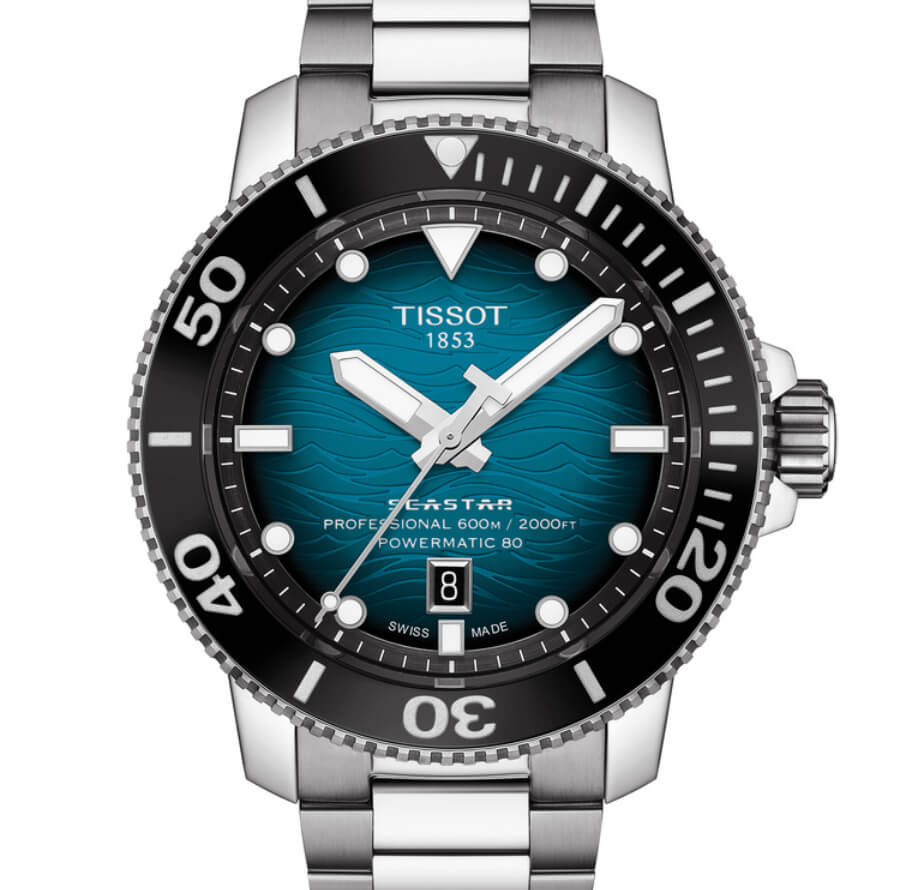 T120.607.11.041.00 Tissot Seastar 2000 Professional Powermatic 80