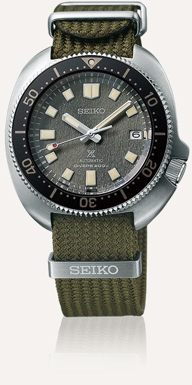 SPB237J1 Seiko Prospex Seichu 1970 Diver's
