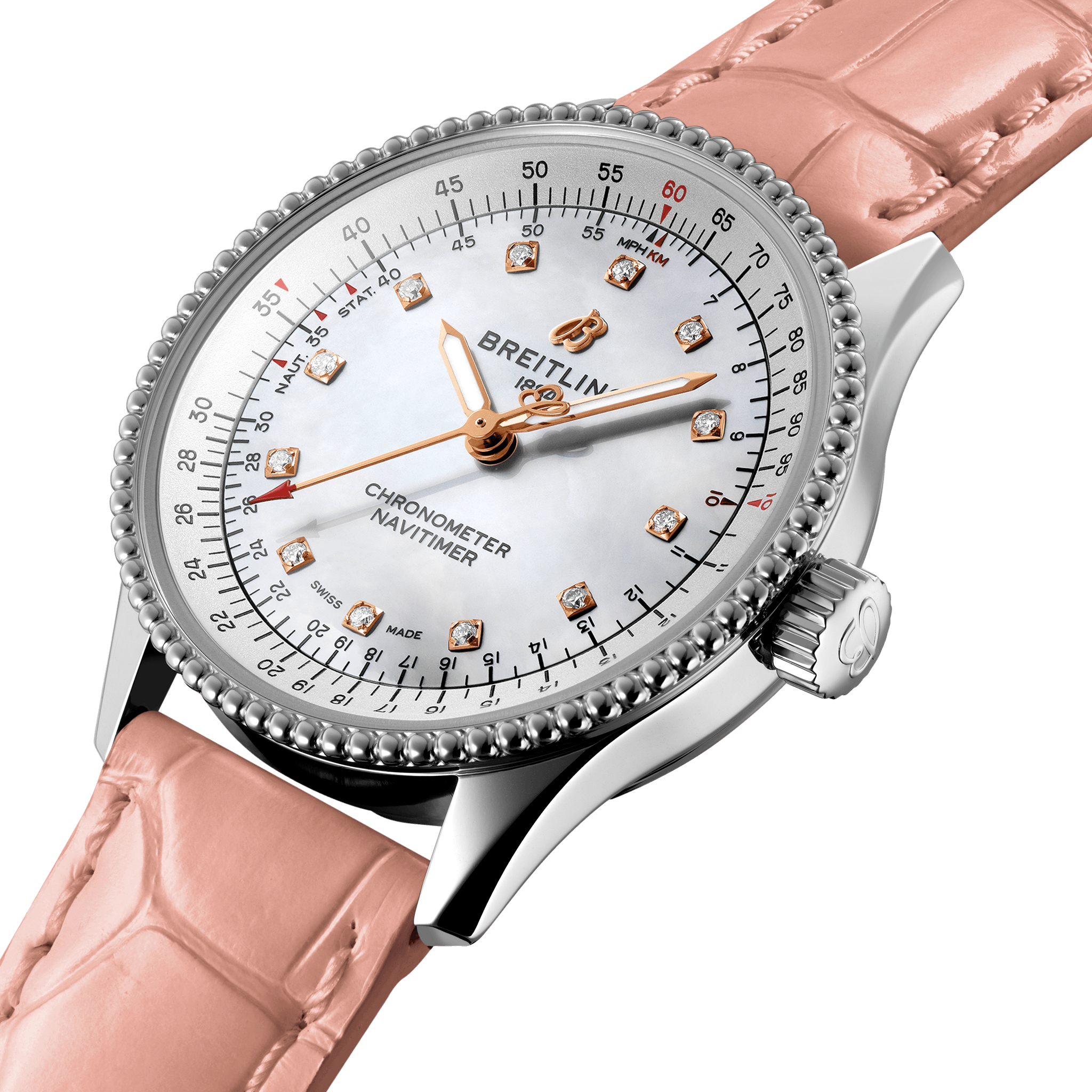 A17395211A1P4 Breitling BREITLING Navitimer Automatic 35