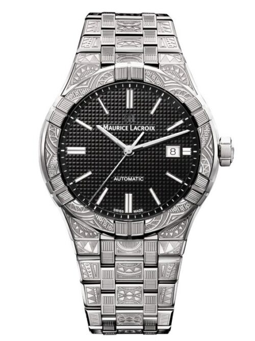 AI6008-SS009-330-1 Maurice Lacroix Automatic Urban Tribe